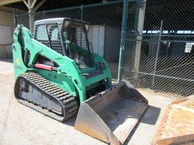 2007 Bobcat T190 S/N 531618426 10 8 13 by Machinery