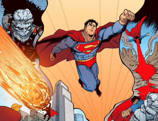 the adventures of superman - HD 1920×1476