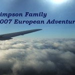 2007 European Adventure