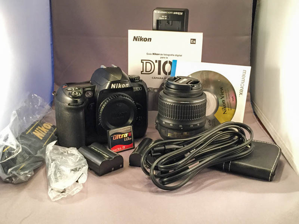 Nikon D100 Outfit by jimsimp3