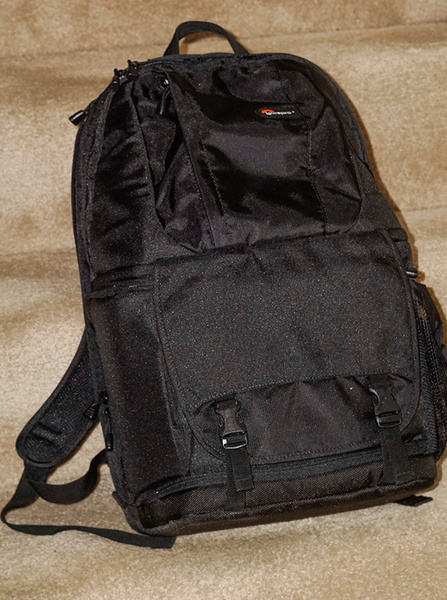 Lowepro Fastback 250 by jimsimp3
