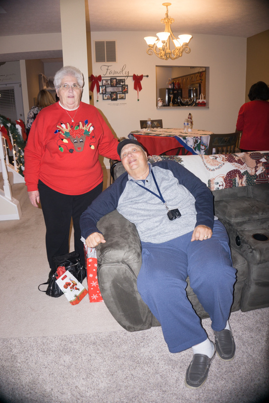 Michelle's Parents