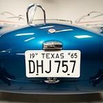 1965 Shelby Cobra Blue