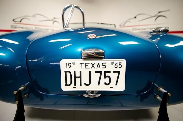 1965 Shelby Cobra Blue by MattCrandall