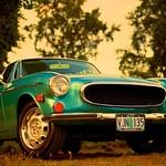 1972 P1800 ES