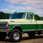 1971 Ford truck