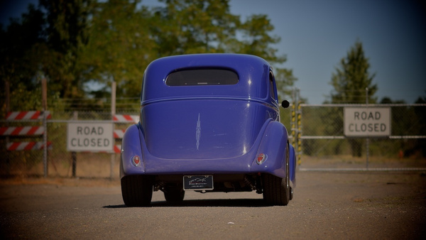 1935 Ford Hotrod by MattCrandall