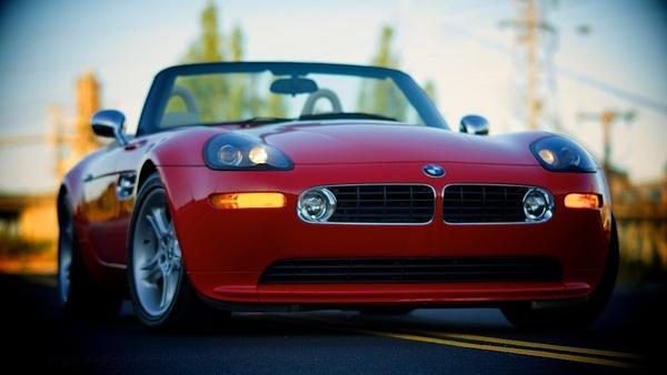 BMW Z8 by MattCrandall