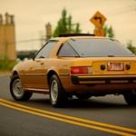 RX7  GoldFinger!