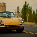 1967 Porsche 912 Bahama