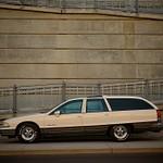 Olds custom wagon