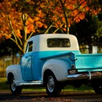 1952 Chev pick up