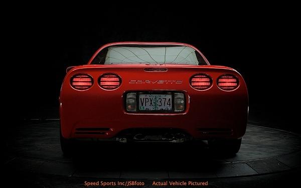 Corvette C5 by MattCrandall