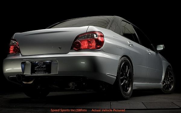 2005 Subaru WRX by MattCrandall