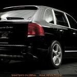Cayenne turbo black