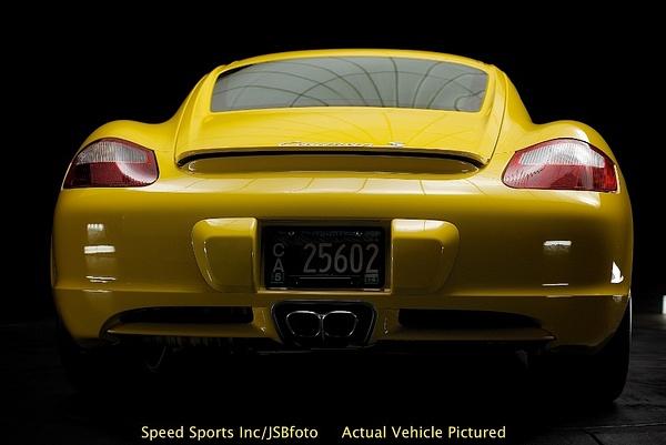 Porsche cayman S by MattCrandall