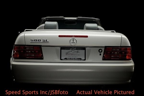 1994 Mercedes Benz SL 500 by MattCrandall