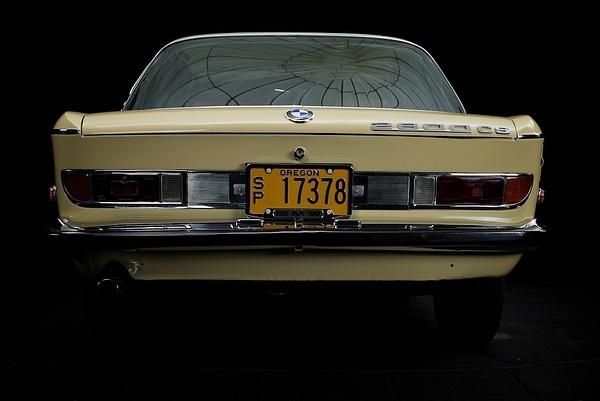 1971 BMW 2800CS by MattCrandall