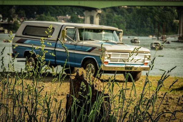 Ford Custom Pickup by MattCrandall
