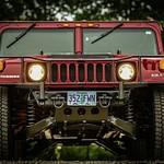 Hummer open top