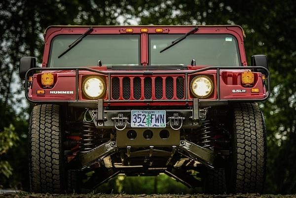 Hummer open top by MattCrandall