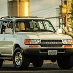 1993 Land Cruiser