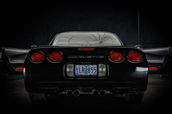 2002 Corvette Z06 by MattCrandall