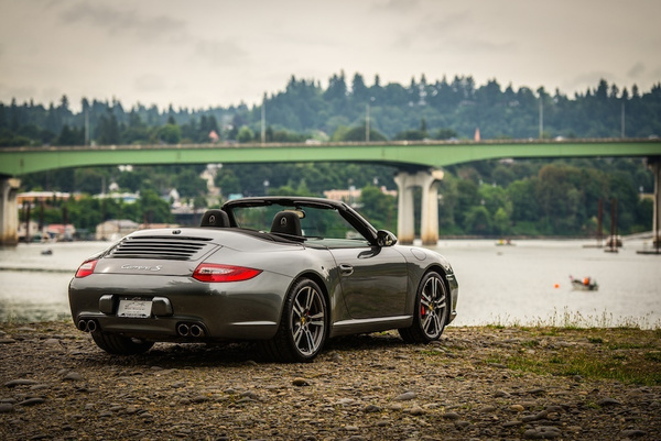2009 Porsche 911 c2 by MattCrandall