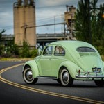 1956 Bug oval window