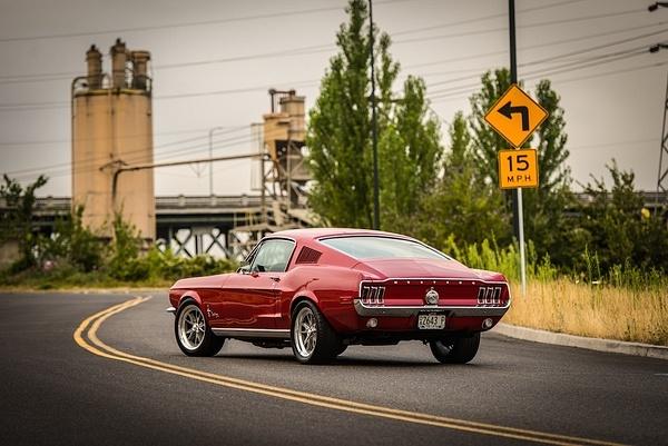 1968 Mustang Fastback by MattCrandall