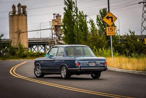 1972 BMW 2002 by MattCrandall