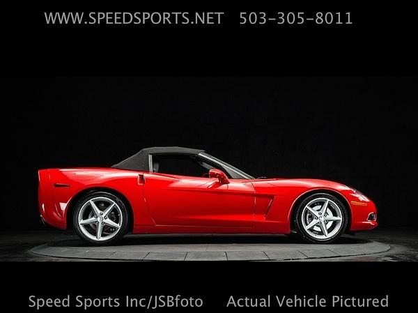 2012 Vette Roadster by MattCrandall