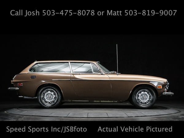 1973 Volvo 1800ES by MattCrandall