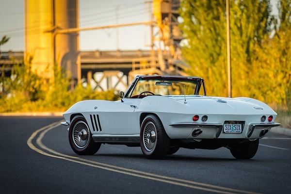 1966 Corvette Roadster by MattCrandall