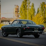 1971 Volvo P1800 Coupe