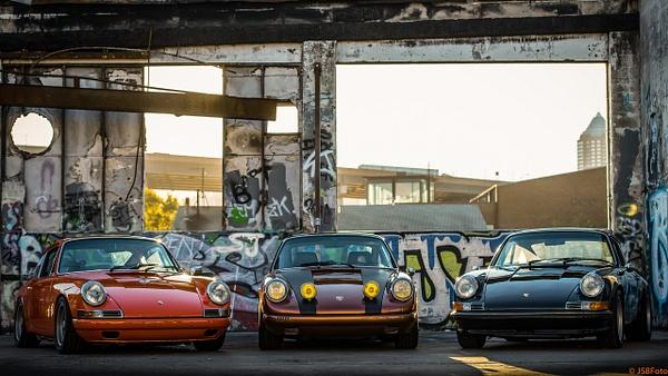 Hotrod Porsche! by MattCrandall