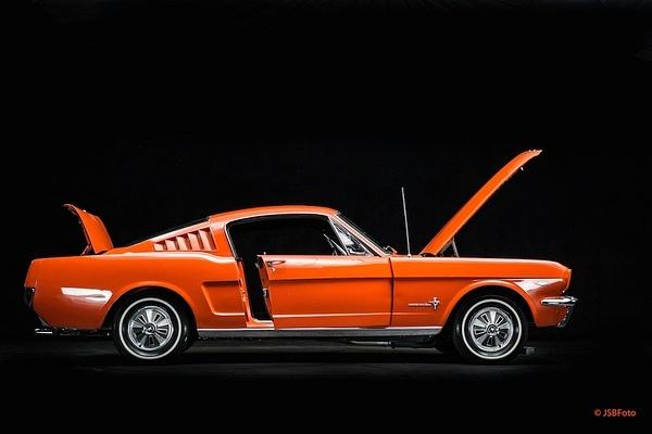 1965 Fastback by MattCrandall