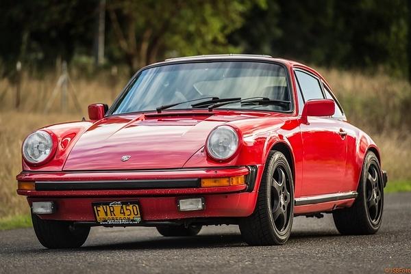 1983 911 SC red by MattCrandall