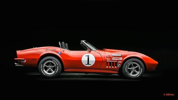 1968 Corvette Racer! by MattCrandall