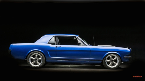 Mustang Fox Upgrade by MattCrandall