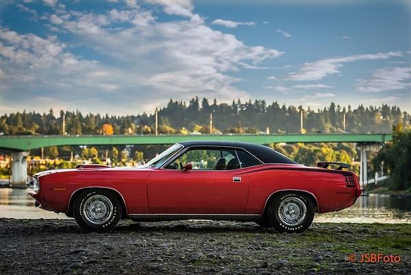 1970 Cuda by MattCrandall