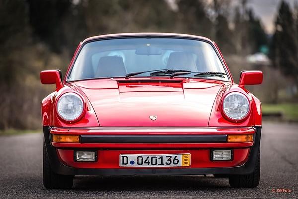1986 930 Turbo by MattCrandall