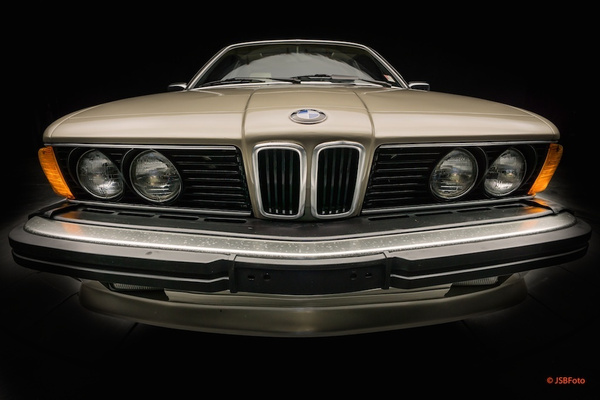 1985 BMW 635I by MattCrandall