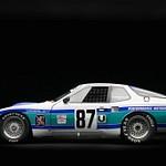 Porsche 924GTR Race Car