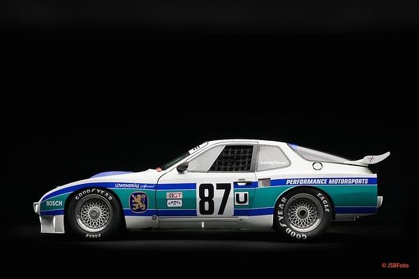 Porsche 924GTR Race Car by MattCrandall