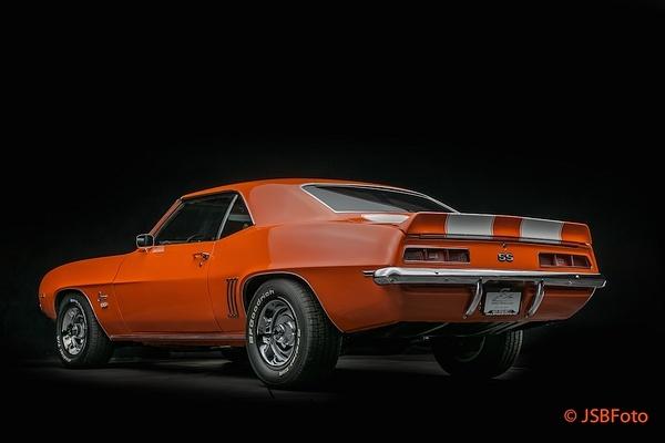 1969 Camaro SS X11 by MattCrandall