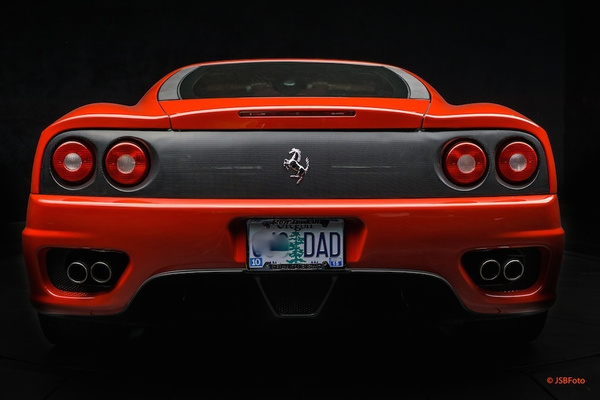 2004 Ferrari F360 Modena by MattCrandall