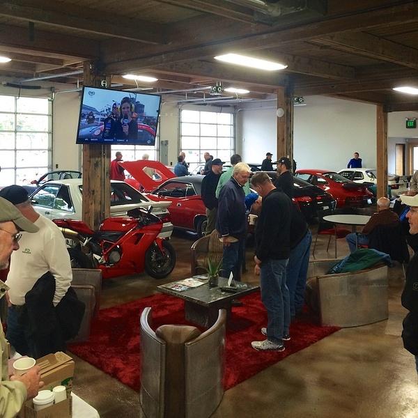 Speedsports Porsche Club Day by MattCrandall