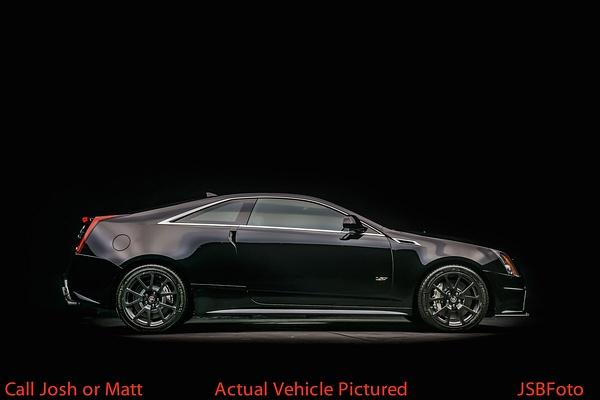 2013 Caddy CTSV by MattCrandall