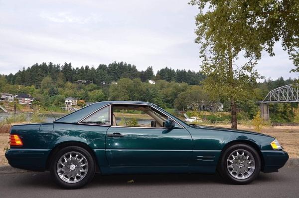 1997 Mercedes Benz SL500 by MattCrandall